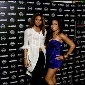 Paula Campbell and Ciara