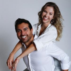 Karyna Bezell and Monte Bezell