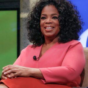Oprah Winfrey woman billionaire success