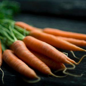 Carrots Healthy Snack